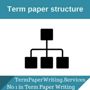 University research paper structure
